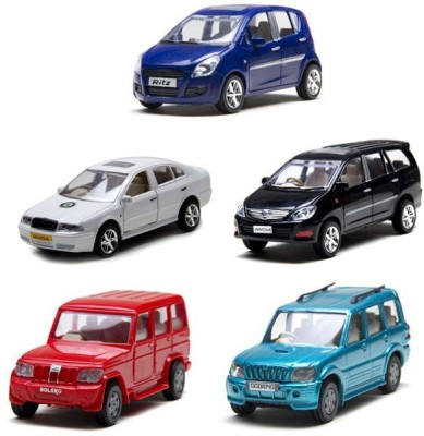 A R ENTERPRISES Ritz, Bolero, Scorpio, Innova & Scoda Octavi Combo Of 5 Cars