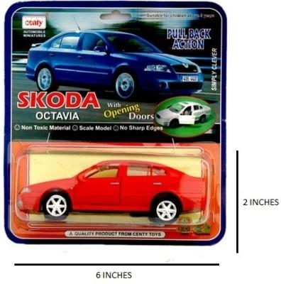 Centy Skoda Car CT-122
