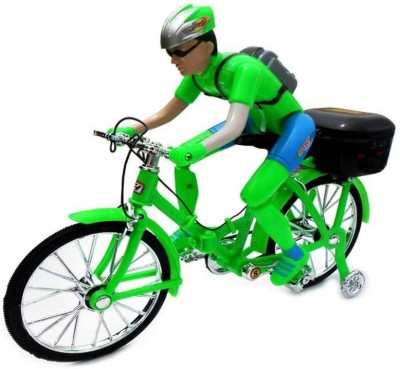 HR Ben10 battery operated cycle(Multicolour)