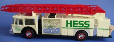 Hess Fire Truck With Dual Sound Siren 1989