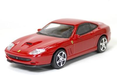 Bburago Ferrari 550 Maranello Red 1:43