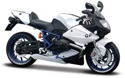 Maisto BMW HP2 Sport Diecast Motorcycle Model - 1:12