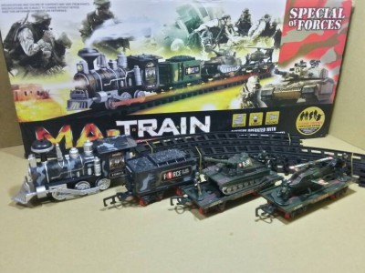 Lotus Train Track Play Set