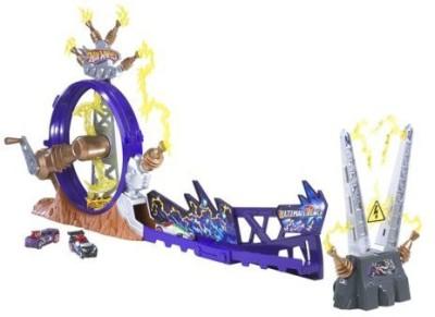 Hot Wheels Rumblers Thunder Launcher