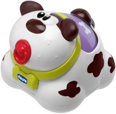 Chicco Push ,N Go Toby Dog(Multicolor)