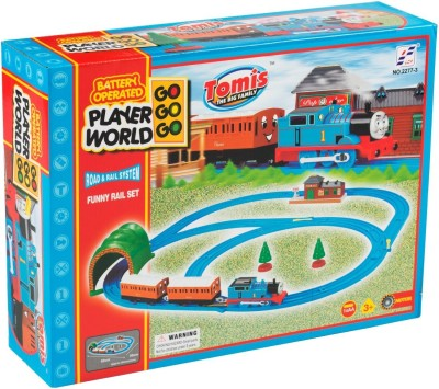 Khareedi Tomis Train Track Set