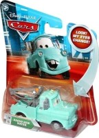 Mattel Disney Pixar Cars Movie 155 Die Cast Car with Lenticular Eyes Series 2 Brand New Mater