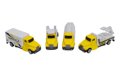 Happy Kids construction truck set