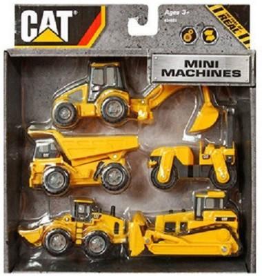 CAT Work Site Machine 3Asst.