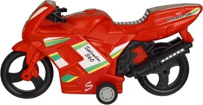 Shinsei Splendor 360 Bike Red