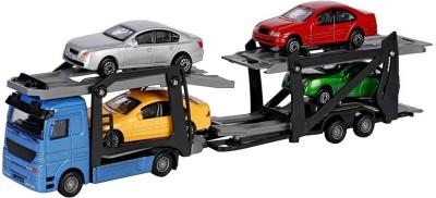 Hamleys Car Transporter with 4 Cars