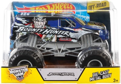 Hot Wheels Monster Jam Bounty Hunter