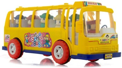 Anand Toys Happy School Bus