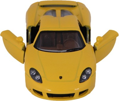 Baby Steps Kinsmart Die-Cast Metal Porsche Carrera Gt