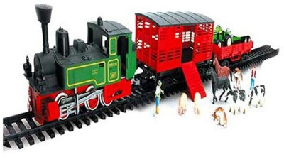 New-Ray 1:32 Scale Battery Operated Train Set
