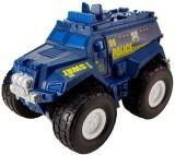 Matchbox Rev Rigs Blue Police Truck (Blu...