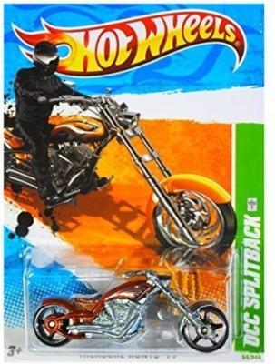 Mattel 2011 Hot Wheels Super Treasure Hunt Occ Splitback Dark