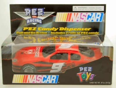 Nascar 2005 Pez Pez Candy Racing Kasey Kahne 9 Dodge Intrepid