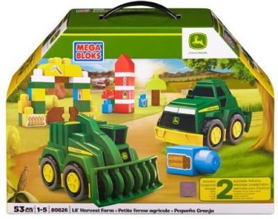 Mega Bloks John Deere Lil, Harvest Farm
