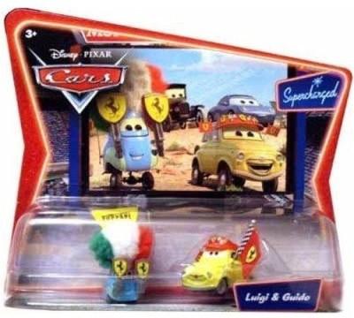 Mattel Cars Movie Moments Luigi & Guido