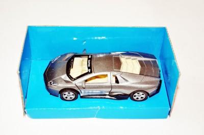 Ruppiee Shoppiee MK3 Grey Metal Car
