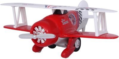 Baby Steps Kinsmart Die-Cast Metal Classic Wing Plane