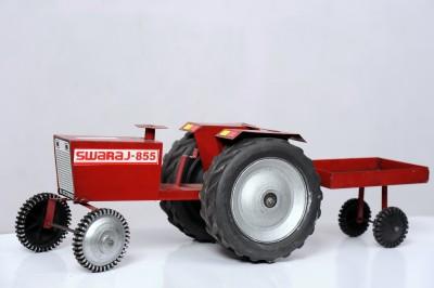 Azad Industries Tractor