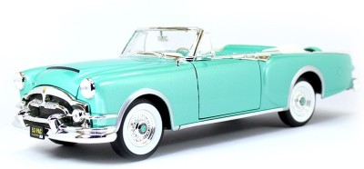 Road Signature 1953 Packard Caribbean Green 1:18 Yatming