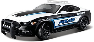 Maisto 118 2015 Ford Mustang Police Diecast
