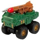 Matchbox Rev Rigs Military Truck (Green)