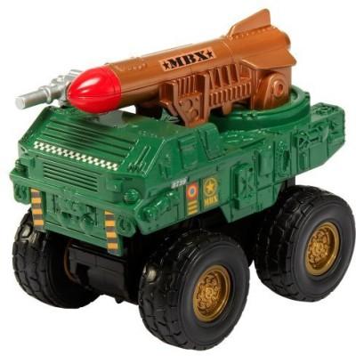 Matchbox Rev Rigs Military Truck(Green)