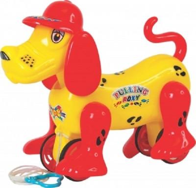 Anand Roxy Pulling Dog