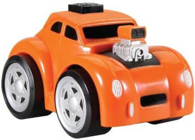 Kid Galaxy Twist N Go Racer,S Orange Hot Rod