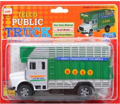 Centy Toys Telco Public Truck