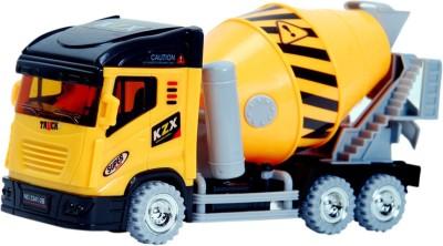 Montez Super Power Friction Construction Truck