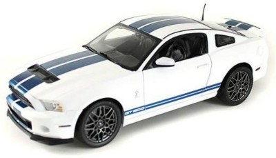 Welly 2007 Shelby Cobra Gt500 1:24 Die-Cast Model