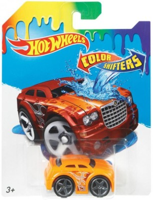 HotWheels Color Shifters Chrysler 300C Bling
