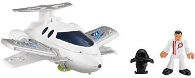 Fisher-Price Imaginext Lazer Jet