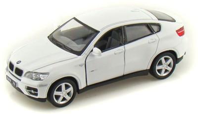 i-gadgets Kinsmart BMW X6 Wht