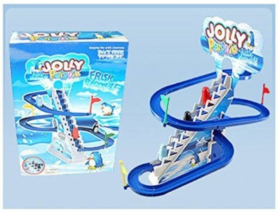 Happy Toys Jolly Penguin Track Set
