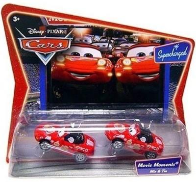Mattel Cars Movie Moments Mia & Tia