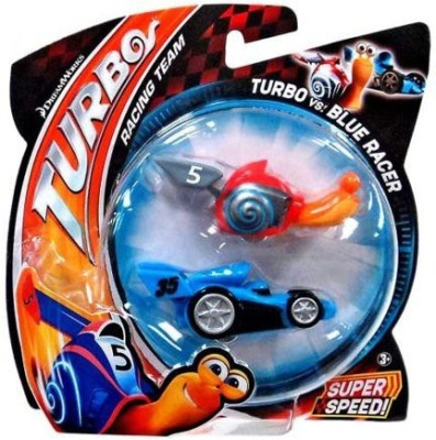 Turbo Vs Blue Racer