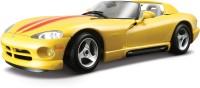 Bburago Dodge Viper RT-10(Yellow)
