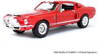 Road Signature 1968 Shelby GT-500KR 1:18 Yatming