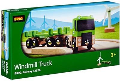 Brio Windmill Truck