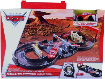 Cars Disney Pixar cars playset