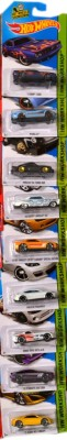 Hot Wheels Work Shop Models Collection