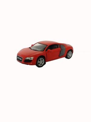 Kinsmart 5,, Audi R8 Red