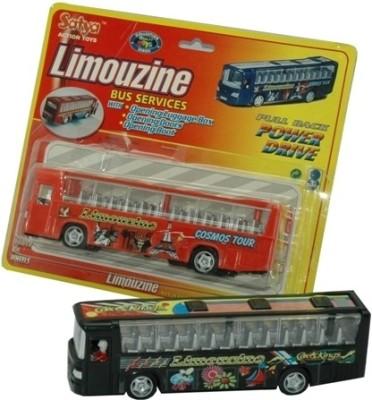 Speedage Limousine Bus Pull Back