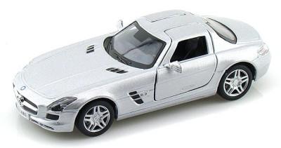 i-gadgets Kinsmart Mercedes SLS AMG Silver